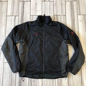Mammut light soft shell jacket. GUC